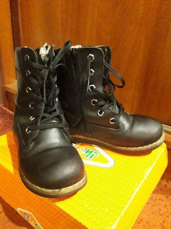 Зимние ботинки 30 размер
