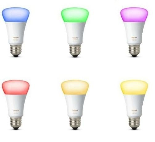 Philips hue and color na BT