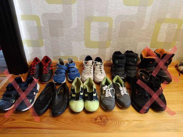 Термо сапожки, зимние ботинки, туфли, кроссовки кожаные, сороконожки