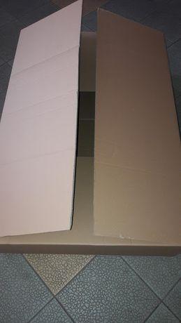 Duży Karton klapowy pudło o wymiarach dłg.1050 x szer.735 x wys.270