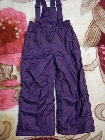 Spodnie narciarskie rozmiar 116