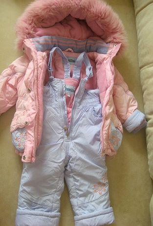 Продам зимний костюм Donilo рост 92(+6 см.)
