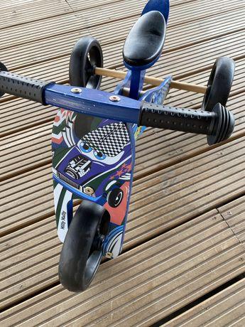 MILLY MALLY Rowerek biegowy Jake Blue Cars