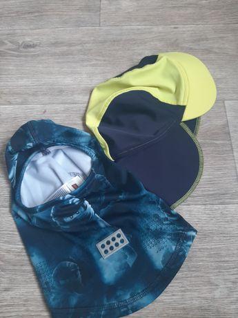 Фуражка, балаклава зашитная для купания, от солнца (1-4 года)