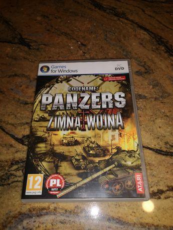 Panzers zimna wojna gra na PC strzelanina czołgi