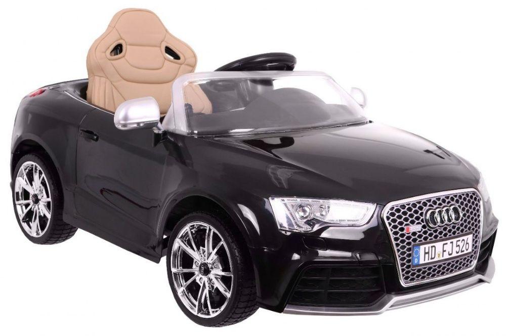 Licencjonowane Audi RS5 samochód na akumulator Skóra Lakier MP3 SD AUX Libiąż - image 1