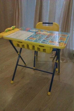 Столик со стульчиком (для первоклашек) - 1800руб.