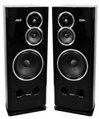 Tonsil Altus 380S Kolumny podłogowe Hi-Fi Czarne Odsłuchaj i negocjuj!
