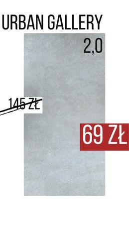 Płyty Płytki Tarasowe Chodnikowe 120/60 Kamień Urban Gallery 2,0 CERRA