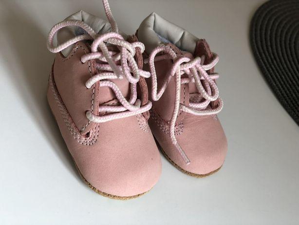 Детские ботиночки пинетки Timberland
