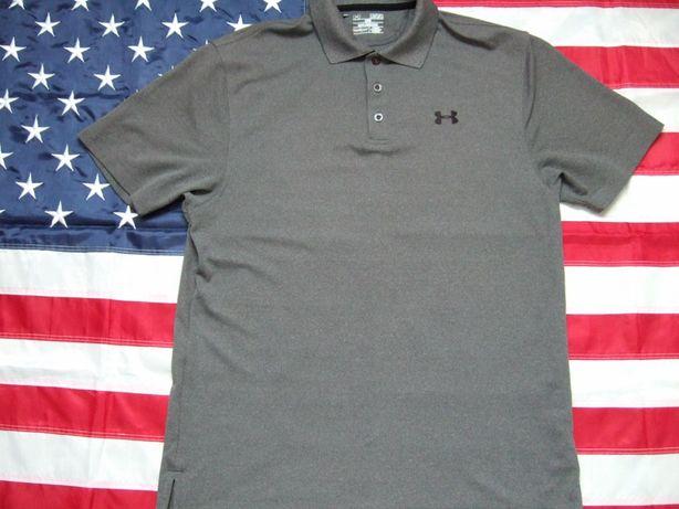 Koszulka Under Armour /M/nowa/Polo