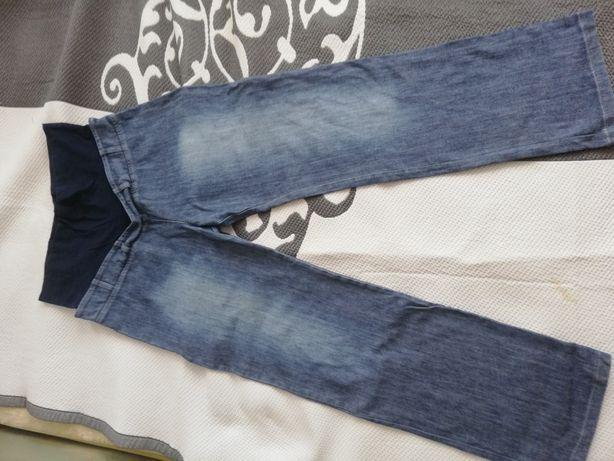 Spodnie ciążowe proste nogawki