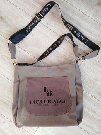 Torebka Laura Biaggi shopper