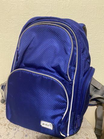 Рюкзак Kite для мальчика синий