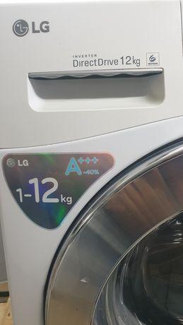 Maquina de Lavar Roupa LG 12kg