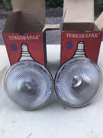лампа Tungsrapar par 38