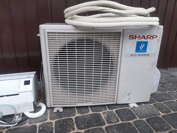 Klimatyzator ścienny-sufitowy Sharp