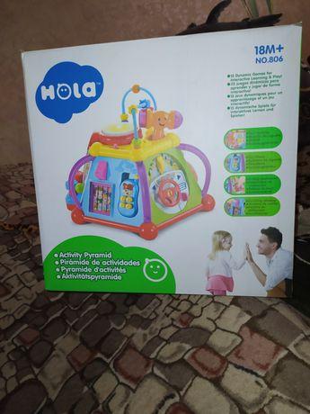 Продам детскую игрушку Hola
