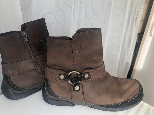 Ботинки женские утепленные