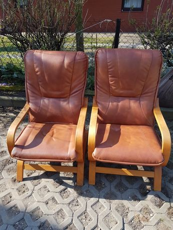 Fotel tonka ekologiczna