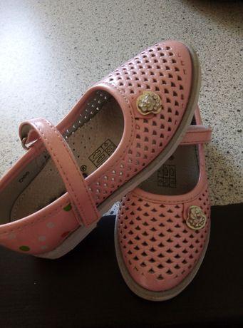 Нарядные туфельки! Стелька 16,8 см