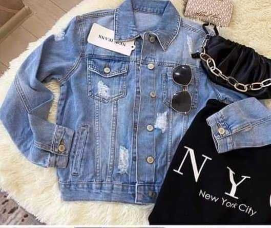 Джинсова куртка, Нова!!!