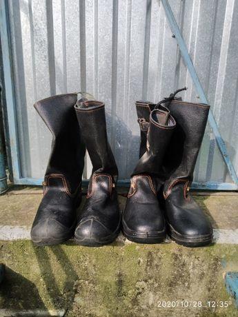чоботи робочі чоловічі талан