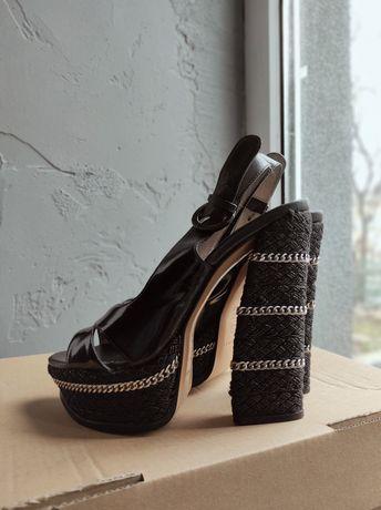 Туфли,Casadei original+ подарунок СУМКА