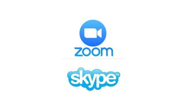 Репетитор з англійської мови, Skype, Zoom