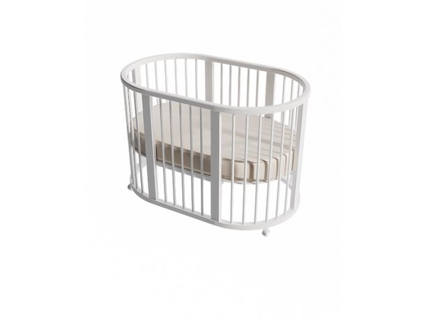 Кроватка Мy eco bed 9в1 Айвори + маятник -универсал