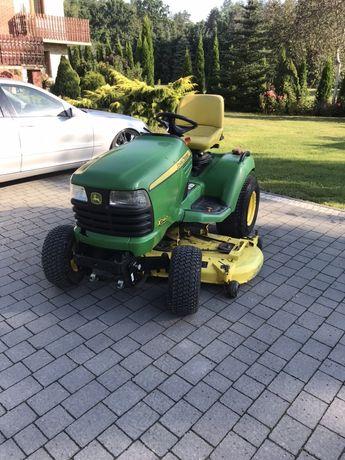 John deere x740 kosiarka traktorek