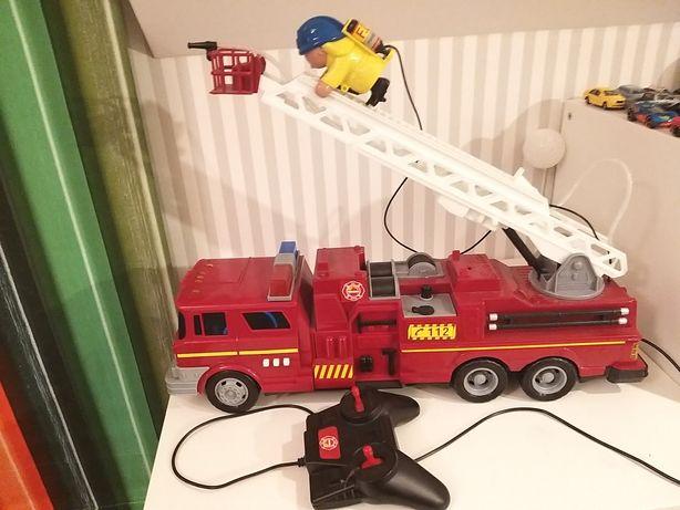 SMIKI Samochód strażacki długi ok 60 cm.