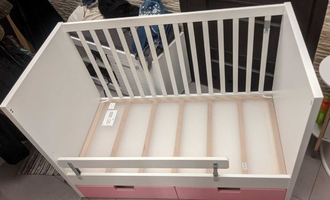 Łóżko dziecięce 0-4 lat