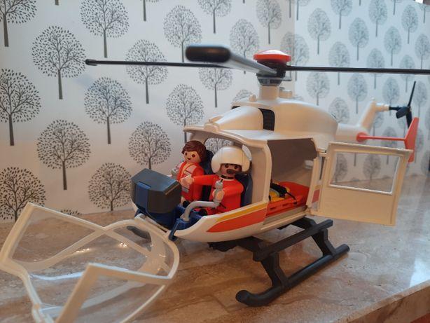 REZERWACJA Playmobil Śmigłowiec ratunkowy 6686, helikopter