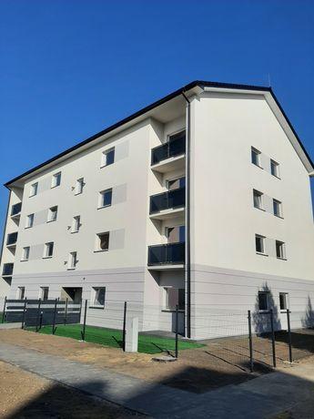 Nowe mieszkanie w nowym bloku