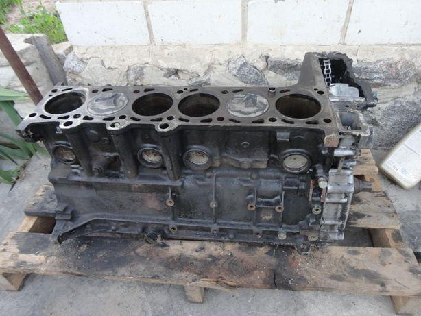 Блок двигателя BMW e39.38.36.34 M51d25/ 2.5 дизель
