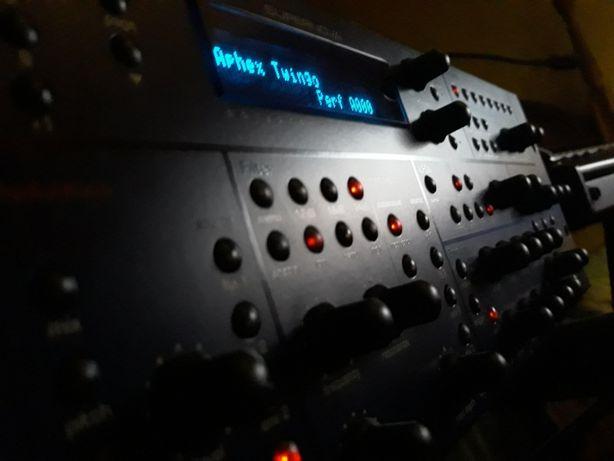 Sintetizador Novation Supernova Vintage Synth (Raro, lançado em 1998)