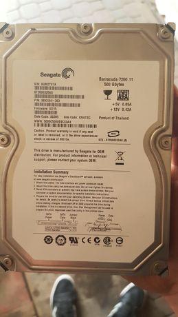 Жесткий диск HDD 500гб