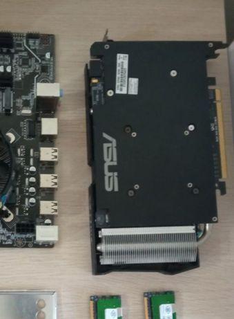 Placa gráfica GTX 960 4Gb OC como nova