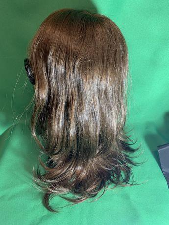 Парик с натуральных славянских волос