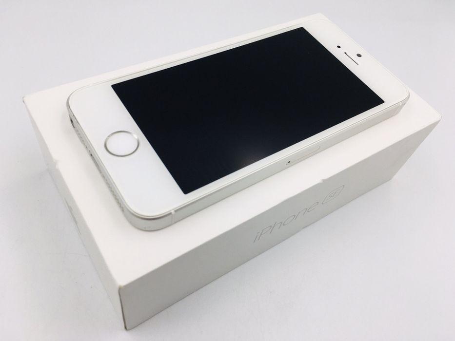 iPhone SE 32GB SILVER • PROMOCJA • GWAR 1 MSC • AppleCentrum Wrocław - image 1