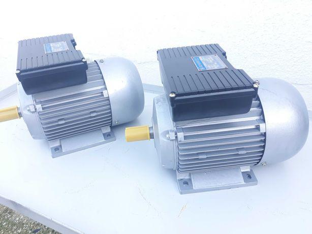 Motores ( Novos) monofásico 3 cavalos 2800 rpm (Compressores)