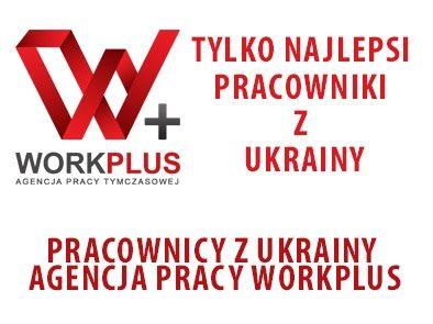 Leasing pracowników z Ukrainy - Wynajem pracowników - Agencja Pracy