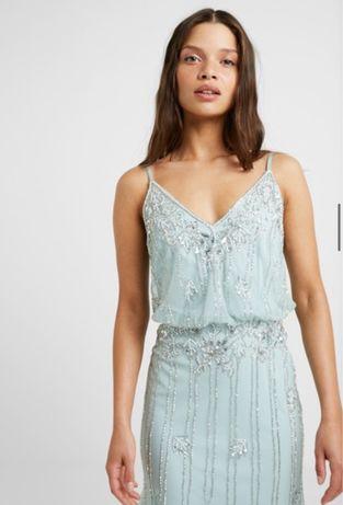 Sukienka Lace & Beads rozm. 38 S