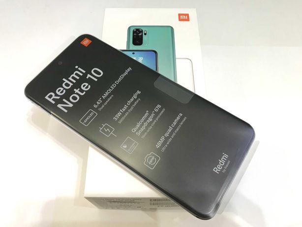 TM Smart NOWY  Xiaomi Redmi Note 10 4/64GB   FV23%  KRZESZOWICE