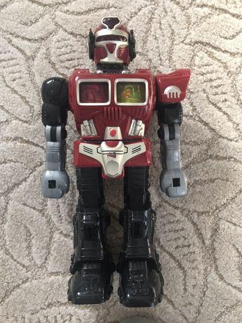 Robot Transformers Happy Kid Toy