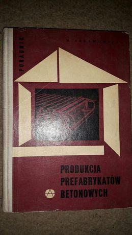 Produkcja prefabrykatów betonowych Abramowicz