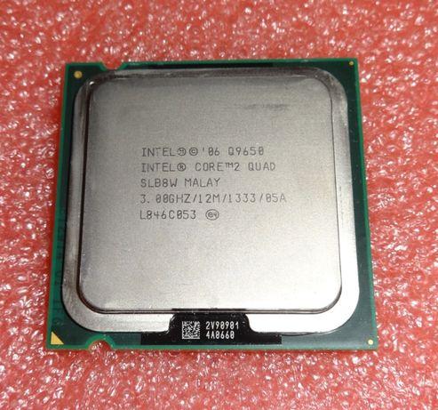 Intel Core 2 Quad Q9650 4*3.0GHz 12MB slb8w E0 s775