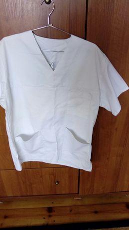 Bluza i spodnie technik masażysta