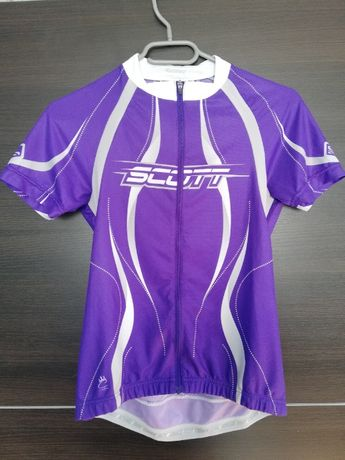 Koszulka rowerowa kolarska damska SCOTT rozmiar S